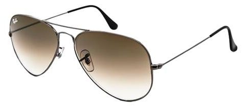 ray ban 3025 58 14  Ray-Ban Aviator Unisex Sunglasses - RB3025-004/51-58-14-135, price ...