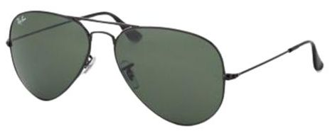 1fcade512e Ray-Ban Aviator Unisex Sunglasses - RB3025-L2823-58-14-135