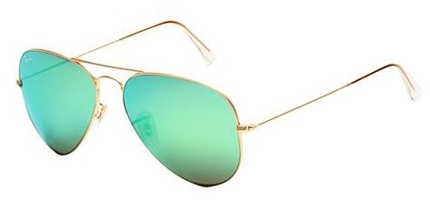 Ray-Ban Classic Aviator Unisex Sunglasses - RB3025-112-58-19-135 ... 37b4184b32