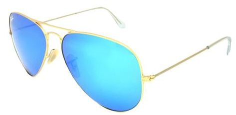 f67e0d728524a Ray-Ban Aviator Unisex Sunglasses - RB3025-112-17-55