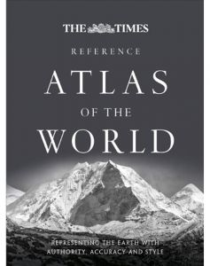 The Times Reference Atlas of the World by Times Atlases - Hardcover