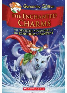 Geronimo Stilton and the Kingdom of Fantasy  number 7: 