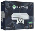 Xbox One Halo The Master Chief Collection 500GB  Bundle White (Game Console)