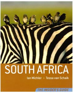 South Africa - the Insider's Guide by Ian Michler - Paperback