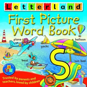 First Picture Word Book by Lyn Wendon - Hardcover