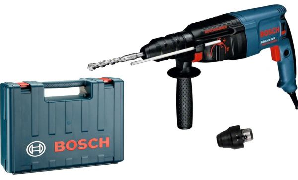 bosch corded electric gbh 2 26 dfr drills price review. Black Bedroom Furniture Sets. Home Design Ideas