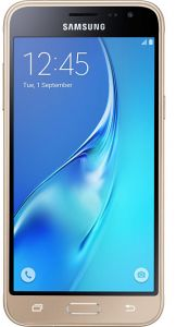 Samsung Galaxy J3 2016 Dual Sim - 8GB, 3G, WiFi, Gold