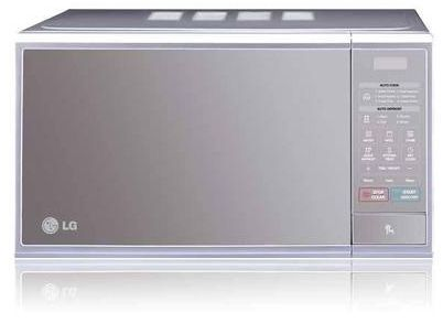Lg Mh7040s 30 Liter Microwave Oven Silver