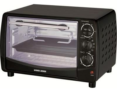 Black Decker Toster Oven Tro50 B5 28 Litre Microwave