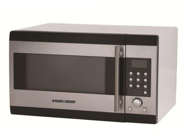 Black Decker Mz32pcssi B5 32 Liter Microwave Oven Silver By Microwaves