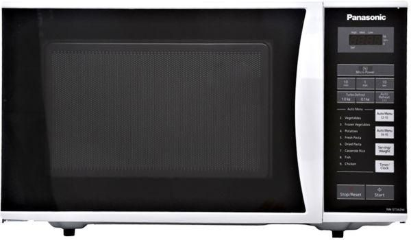 Panasonic Nn St342m 25 Liter Microwave Oven Silver