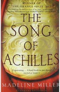 The Songs of Achilles by Madeline Miller - Paperback