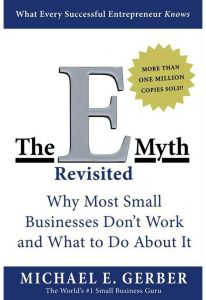 The E-Myth Revisited by Michael E. Gerber - Paperback