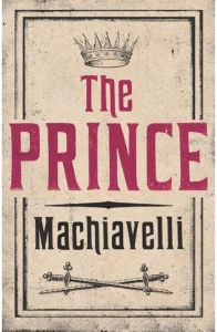 The Prince by Niccolo Machiavelli - Paperback