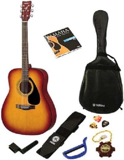 yamaha acoustic guitar package f310p tobacco brown sunburst price review and buy in dubai. Black Bedroom Furniture Sets. Home Design Ideas