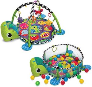 Souq grow with me activity gam and ball pit for kids by for Gimnasio 6 meses