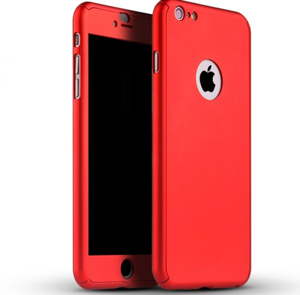 Red Iphone S Case