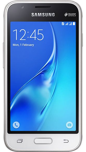 Samsung Galaxy J1 Mini Dual Sim J105FD - 8GB, 4G LTE, White