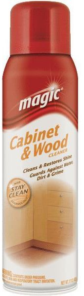 Magic 17 oz. Cabinet and Wood Cleaner , price, review and buy in ...
