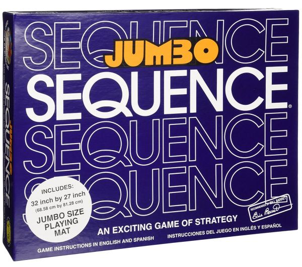 how to make sequence board game