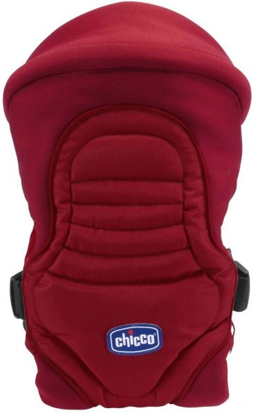 Chicco Soft And Dream Baby Carrier 3 Position Red