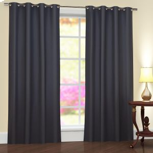 MKN Design Fonte Lestyl Double Panel Curtains Eyelet