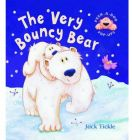 The Very Bouncy Bear by Jack Tickle - Board Book (Children Book)