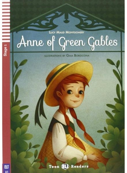 a literary analysis of anne of green gables