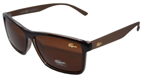 52d795892 Lacoste , Brown, Male, Female, Sunglasses L705 | KSA | Souq