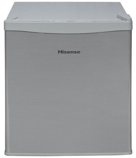 hisense 42 liter compact single door silver rr60dags0