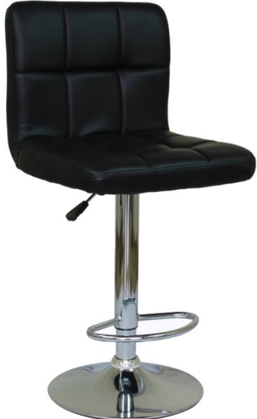 Bar Chair Office Chair Bar Stool Leather Adjustable Black  : itemXL1065490814065105 from uae.souq.com size 368 x 600 jpeg 15kB