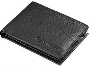 Buy mercedes benz credit card mini leather wallet for Mercedes benz wallet