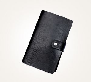 Sale on business card holder buy business card holder online at fashion business card holder for men black leather credit card case wallet for 96 card case position reheart Choice Image