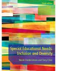 Special Educational Needs, Inclusion and Diversity Third Edition by Norah Frederickson - Paperback (Educational, Learning & Self Help Book)