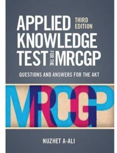 Applied Knowledge Test for the MRCGP by Nuzhet A-Ali - Paperback