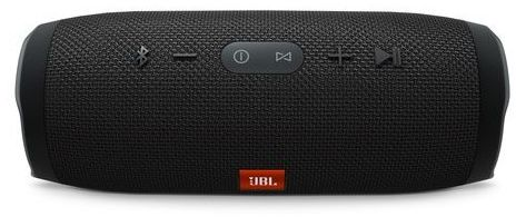 jbl charge 3 waterproof portable bluetooth speaker black jblcharge3blkam price review and. Black Bedroom Furniture Sets. Home Design Ideas