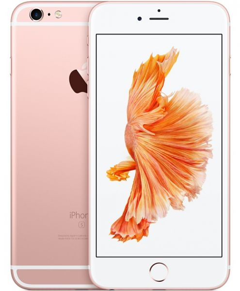 Apple Iphone 6s Plus With Facetime 64gb 4g Lte Rose Gold Souq