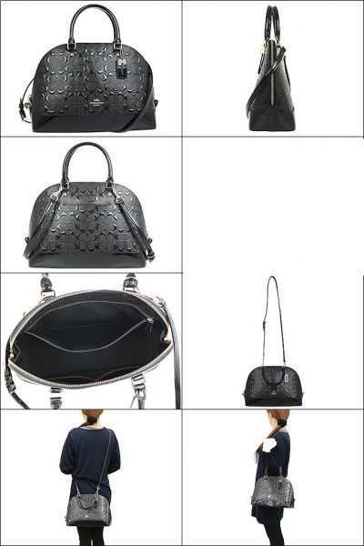 dbcf20a3cae73 ... norway coach small kelsey satchel bag black leather handbag cross body  purse youtube this item is ...