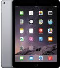 Apple iPad Air 2 with Facetime Tablet - 9.7 Inch, 128GB, WiFi, Space Gray (Tablet)