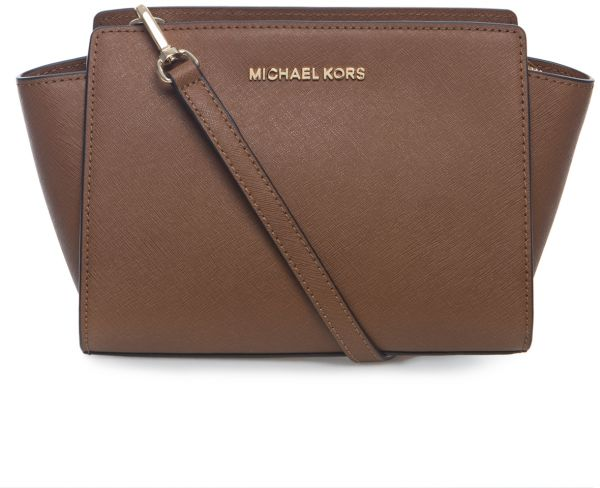 a1dc2c723efe Michael Kors 30T3GLMM2L-230 Selma Medium Shoulder Bag for Women ...