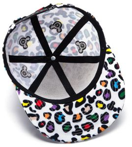 ce56a2b2628df Spring Summer Women Men Print Hip Hop Hat Fashion Baseball Cap