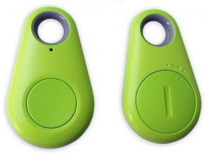 Smart Tag Bluetooth Tracker for Kids , GPS Finder ,green