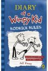 Diary of a Wimpy Kid Rodrick Rules by Jeff Kinney - Paperback (Children Book)