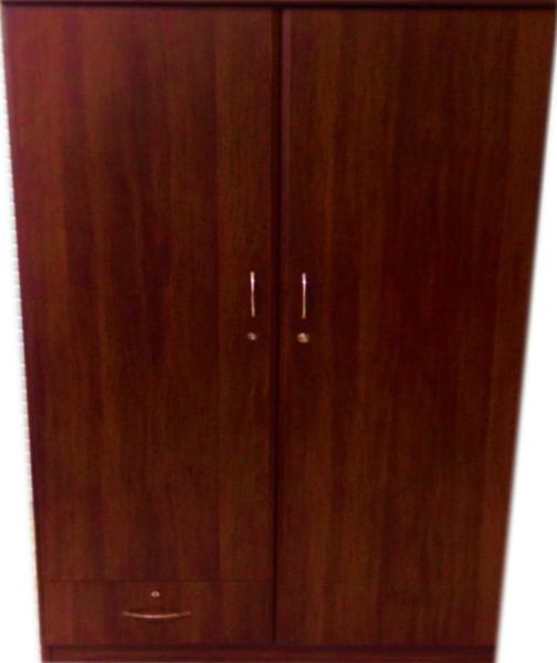 Lovely 2 Door Cabinet With Drawer   180 X 80 X 45