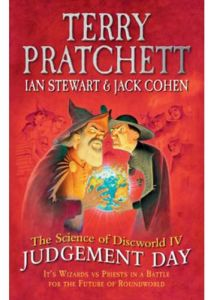 The Science of Discworld IV Judgement Day by Terry Pratchett - Hardcover
