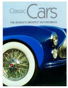 Classic Cars - Hardcover