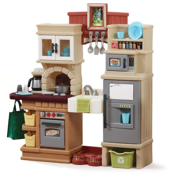 Step2 Heart Of The Home Kitchen 821800 Pretend Play Toy