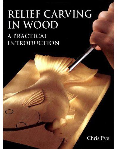 Relief carving in wood by chris pye paperback souq uae