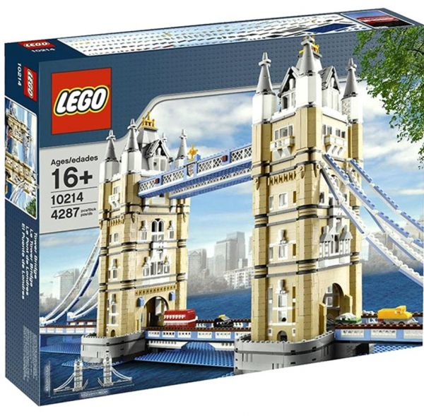 LEGO Creator Tower Bridge V110 10214 Building Set, price, review ...
