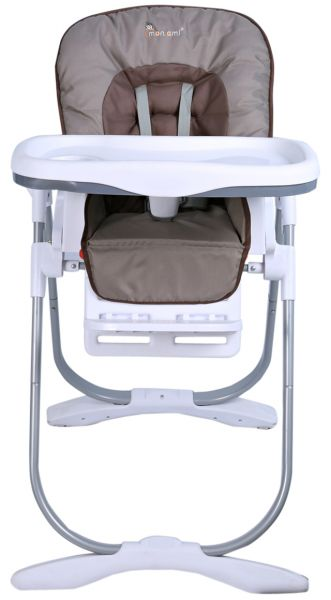 Mon Ami HC-81 Baby High Chair - Brown and White  sc 1 st  Souq.com & Mon Ami HC-81 Baby High Chair - Brown and White price review and ...